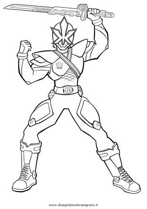 coloring pages of power rangers samurai free coloring pages of blue ranger samurai