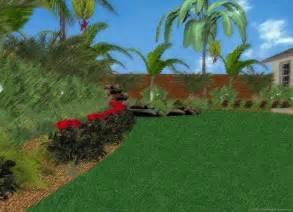 tropical backyard design tropical gardens pictures home decoration tips