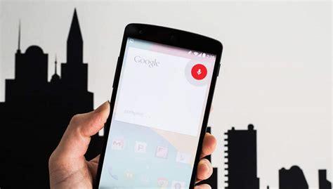 android ok ok now la liste des commandes vocales en fran 231 ais