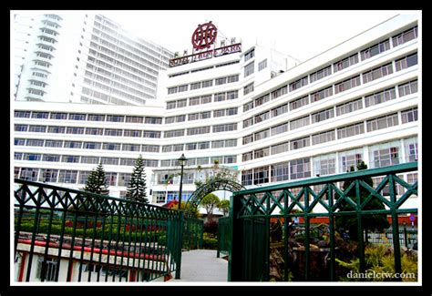 theme park hotel genting genting highland shoutout finale daniel chew the wanderer