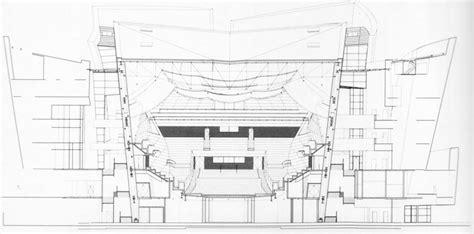 walt disney concert hall floor plan walt disney concert hall data photos plans
