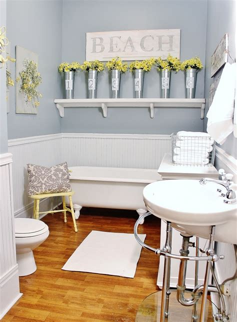 Farmhouse Bathroom Ideas Farmhouse Bathroom Decorating Ideas Thistlewood Farm