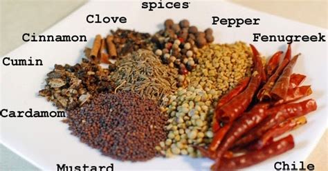 Detox Herbs And Spices by Detox Your With Spices