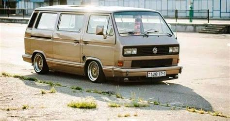 Gotta Dig For Gold Volkswagen by Dropped Vanagon Vw Water Cooled