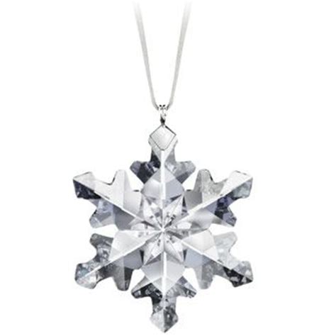 swarovski holiday ornament snowflake dreamtime creations