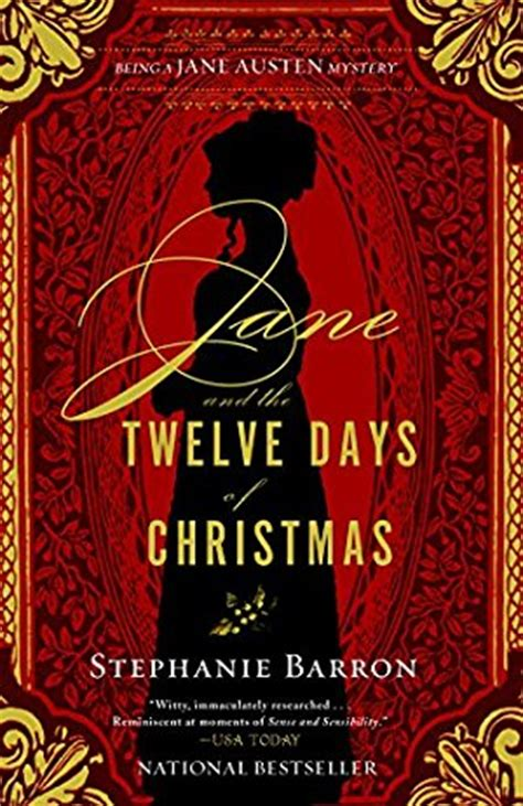 modern twelve days of christmas and the twelve days of being a austen mystery by barron