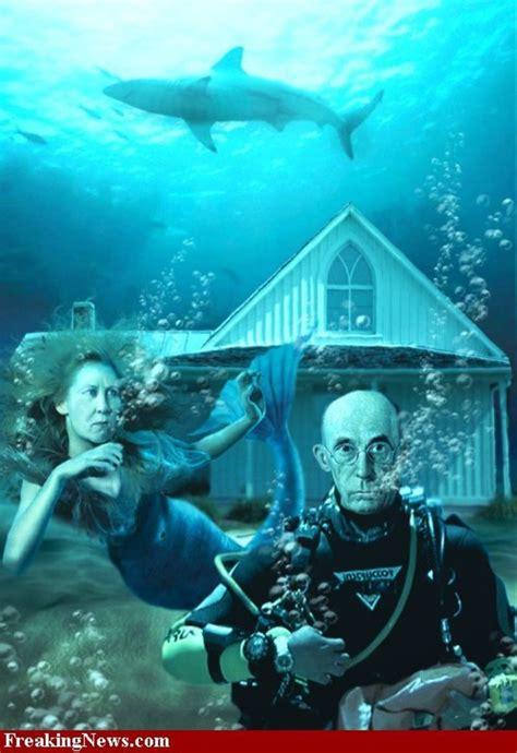 houses under water underwater homeowners design bookmark 5681