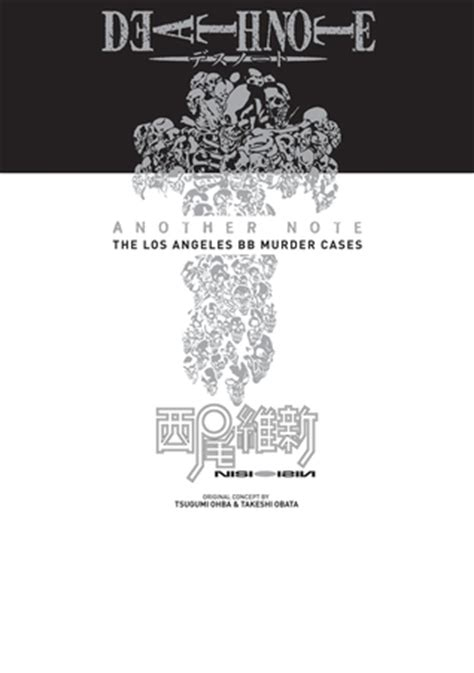 142151883x death note another note the death note another note the los angeles bb murder cases