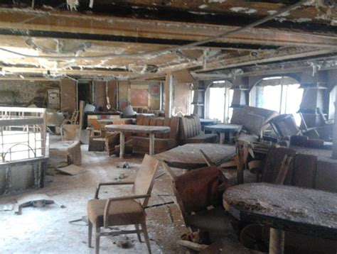 inside the costa concordia salvage pictures to pin on