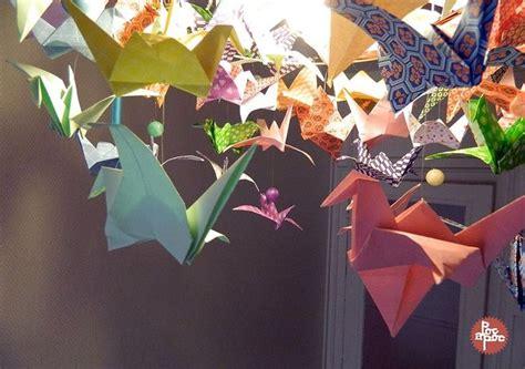 lustre papier japonais 116 best images about origami birds on origami