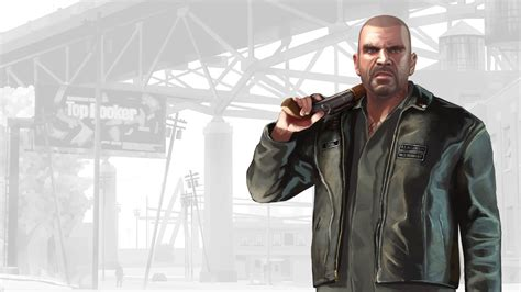 grand theft auto iv  lost  damned artwork