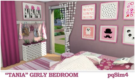 girly bedroom pictures photos and images for facebook tania girly bedroom at pqsims4 187 sims 4 updates