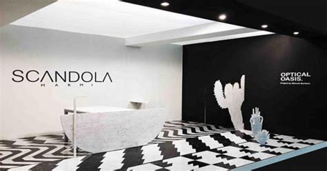 pavimento marmo bianco e nero pavimento ottico marmo bianco e nero di scandola marmi