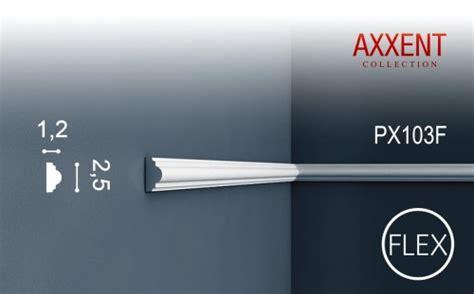 profilleiste friesleiste stuck px103f axxent orac decor px103f axxent wandleiste zierleiste