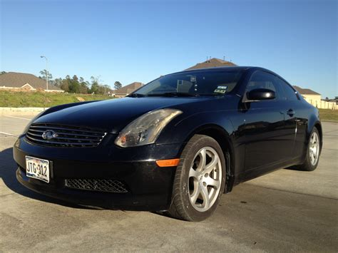 infiniti g series g35 2004 technical specifications of cars