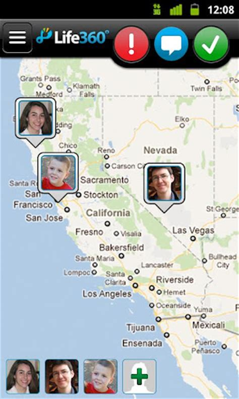 life360 android android app of the day life360 family locator theunlockr