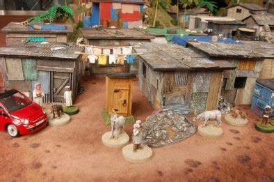 Mba Terrain by Miniature Building Authority Brings Shanty Town To