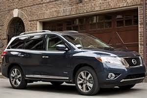 Nissan 3 Row Suv Top Fuel Efficient Suvs And Minivans With 3 Row Seating