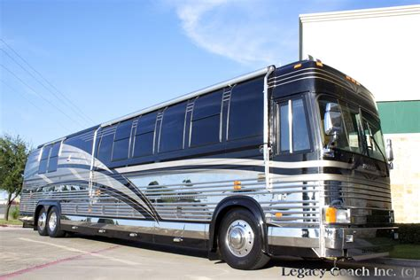 country couch prevost country coach xlv 1999 legacy coach rockwall texas