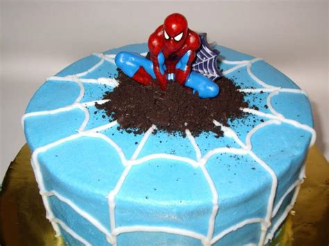 hd cake ideas spiderman wallpaper