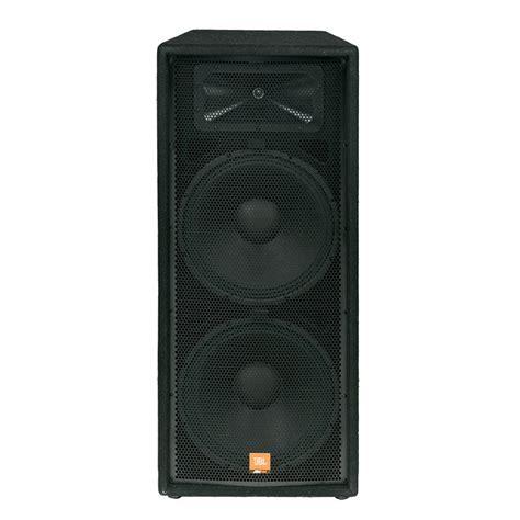 Speaker Jbl Jrx 125 jbl jrx125 dual 15 quot 2 way pa speaker system