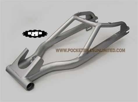 swinging arm pocket bike swing arms