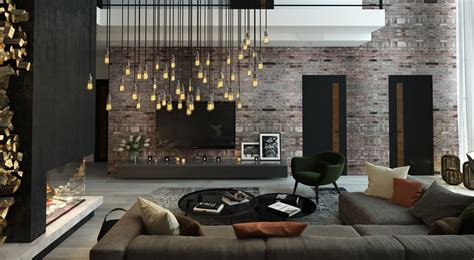 living room lighting inspiration dark interior style modern luxury living room ideas