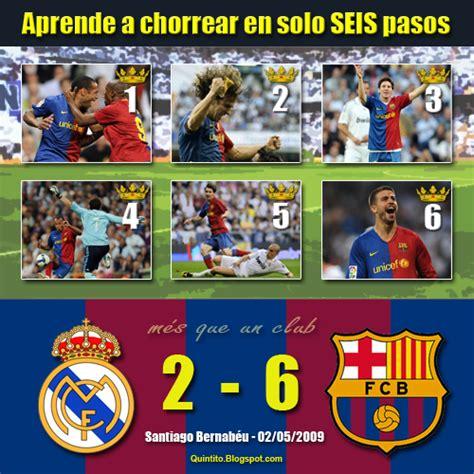 imagenes del real madrid aplastando al barcelona imagenes de humillacion del real madrid al barcelona imagui