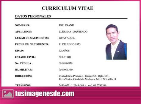Modelo De Curriculum Vitae Formal Modelo De Curriculum Vitae Formal Modelo De Curriculum Vitae