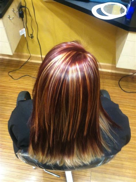 hairstyles with blonde on the bottom 57 best hair images on pinterest hairstyles short hair