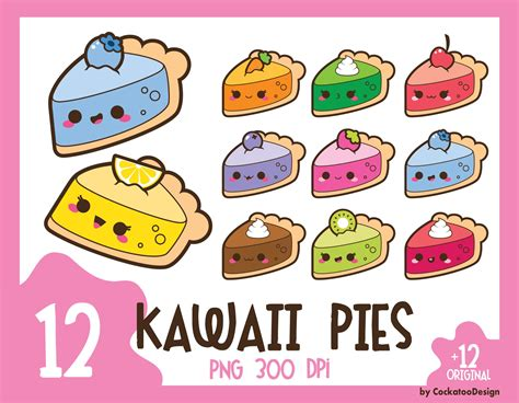 related image kawaii drawings cake clipart clip