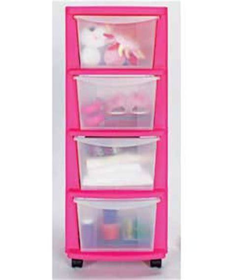 4 drawer tower pink review compare prices buy