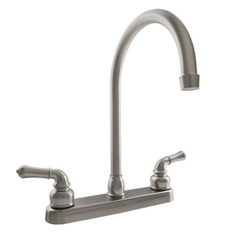 rv kitchen sinks faucets rv water systems