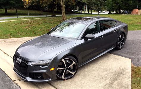 Audi Rs 7 by 2016 Audi Rs 7 Performance 4 0t Quattro Tiptronic The