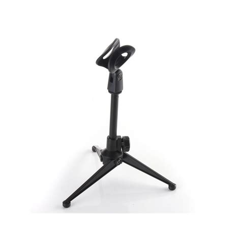 desk top mic stand desktop table adjustable metal tripod microphone mic stand