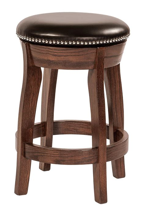 Amish Bar Stools Sale by Dillon Swivel Barstool From Dutchcrafters Amish Furniture