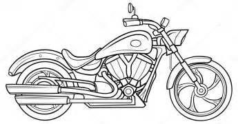 sketch motorcycle stock vector 169 kopirin 58287419