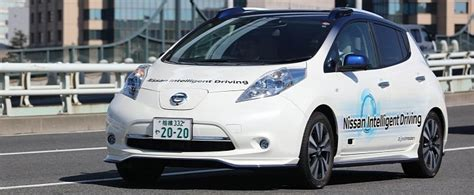 Nissan Driverless 2020 by Renault Nissan To Launch More Than 10 Driverless