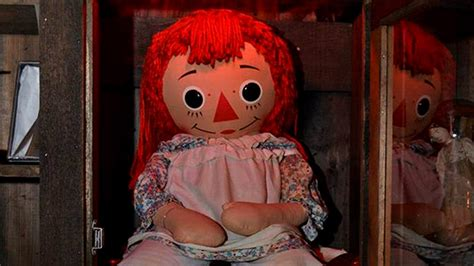 annabelle doll history annabelle the true story of the doll which inspired the