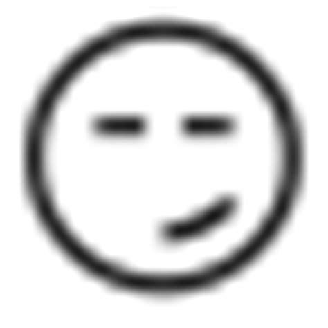 smirking face emoji copy paste emojibase