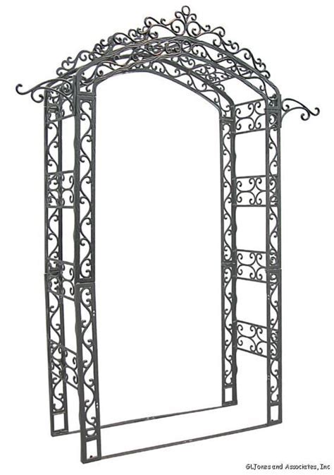 Cast Iron Arbor   Garden Accessories   Pinterest   Gardens