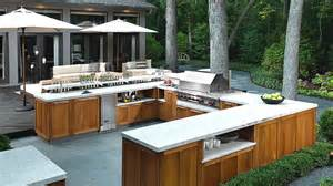 outdoor kitchen furniture how to create a deluxe outdoor kitchen fox news
