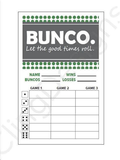 free bunco cards templates 25 best ideas about bunco prizes on bunco