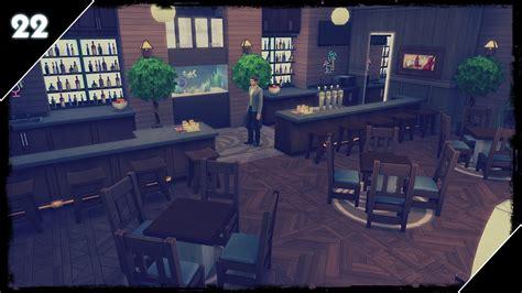 Sims House Ideas The Sims 4 Room Design Sport Bar Youtube