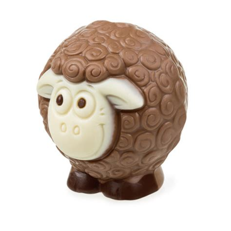 Big Choco Paraline choco sheep milk chocolissimo