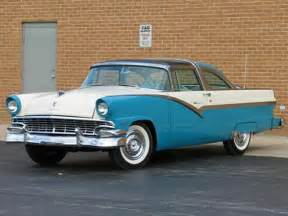 1956 Ford Crown 1956 Ford Autos Classic