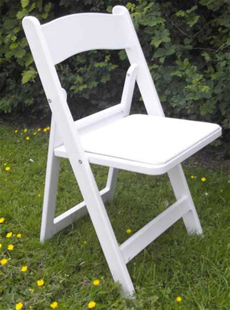 White Wedding Chairs by Rental Merritt Auctions And Tent Rentals