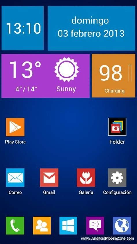windows 8 mobile themes download windows 8 launcher theme free download androidmobilezone com