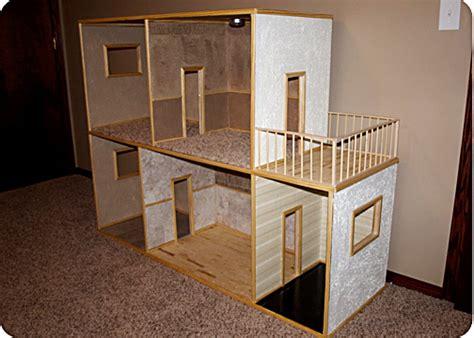 make barbie doll house handmade barbie house blendra
