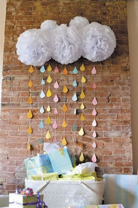 Decorating For A Baby Shower by 18 Baby Shower Decorating Ideas For Easyday